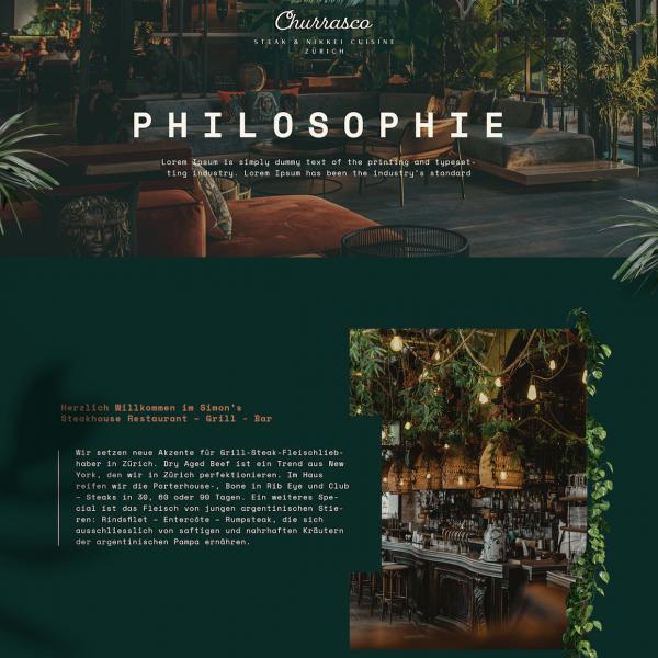 MOLINOTEQ - Churrasco new Homepage